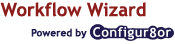 Configur8or Workflow Wizard logo.